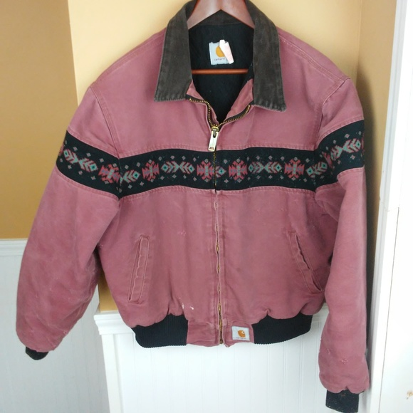 ceeb5a0524a Carhartt Other - Awesome Vintage 90s Carhartt Men s Santa Fe Coat